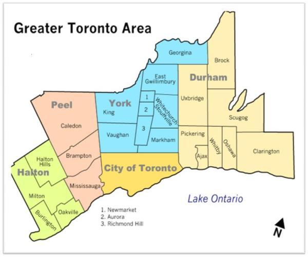 Grande Toronto Area