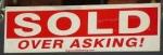 sold asking